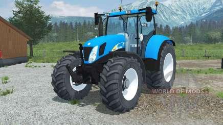 New Holland T7030 for Farming Simulator 2013