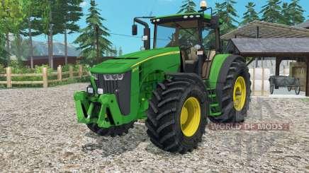 John Deere 8370Ɍ for Farming Simulator 2015