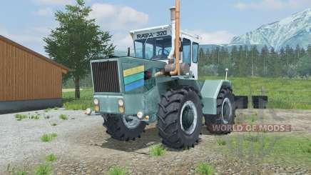 Raba 320 for Farming Simulator 2013