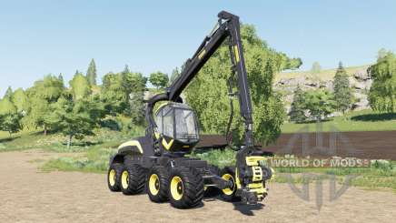 Ponsse ScorpionKing with 12m cutting length for Farming Simulator 2017