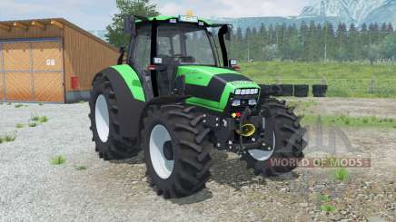 Deutz-Fahr Agrotron TTV 1145 for Farming Simulator 2013