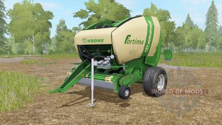 Krone Fortima Ꝟ 1500 for Farming Simulator 2017
