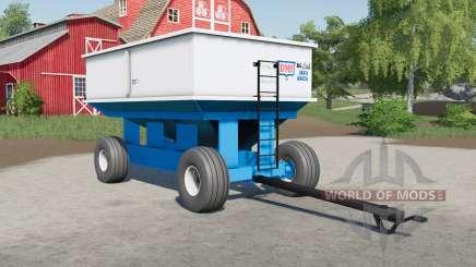 DMI 400 for Farming Simulator 2017