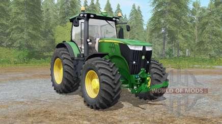John Deere 7280R-7310R for Farming Simulator 2017
