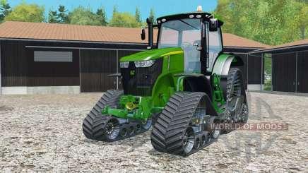 John Deere 7310R Quadtraƈ for Farming Simulator 2015