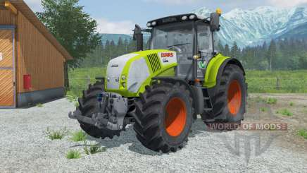 Claas Axioɳ 850 for Farming Simulator 2013
