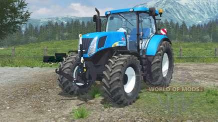 New Hollaᵰd T7050 for Farming Simulator 2013
