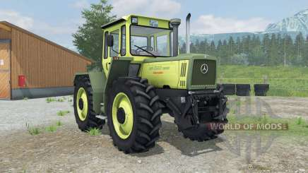 Mercedes-Benz Trac 1800 inteᶉcooleɽ for Farming Simulator 2013