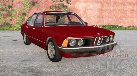 BMW 733i (E23) 1979 for BeamNG Drive