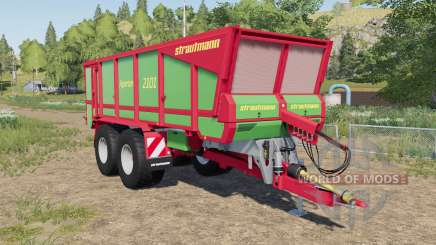Strautmann Aperion 2101 for Farming Simulator 2017