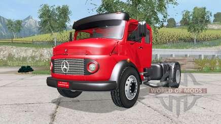 Mercedes-Benz L 1519 for Farming Simulator 2015