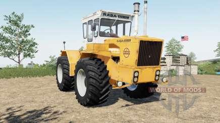 Raba-Steiger 2ⴝ0 for Farming Simulator 2017