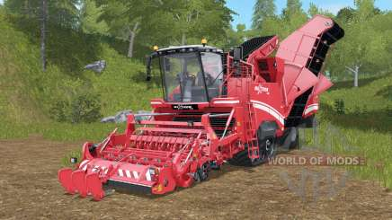 Grimme Maxtron 620 & Tectron 415 for Farming Simulator 2017