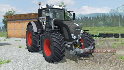 Fendt 939 Vario Black Beauty for Farming Simulator 2013