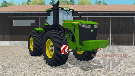 Ɉohn Deere 9560R for Farming Simulator 2015