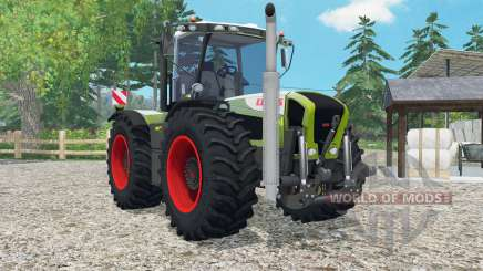 Claas Xerion 3800 Trac VƇ for Farming Simulator 2015