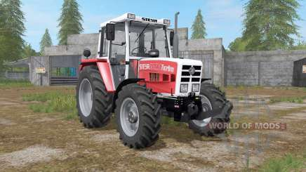 Steyr 8090A Turbꝍ for Farming Simulator 2017