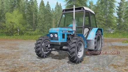 Zetor 7045 dynamic front axle for Farming Simulator 2017