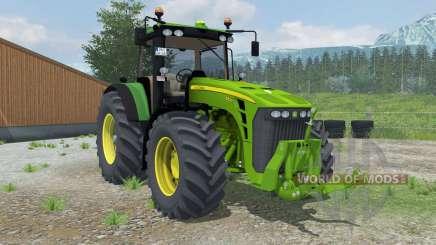 Jꝍhn Deere 8530 for Farming Simulator 2013