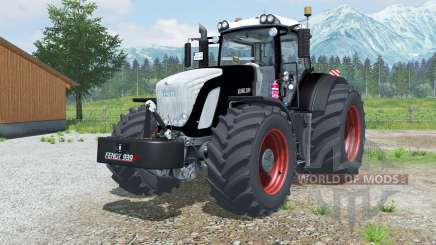 Fendt 939 Vario Black Edition for Farming Simulator 2013
