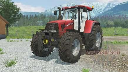 Case IH CVX 175 soiled for Farming Simulator 2013