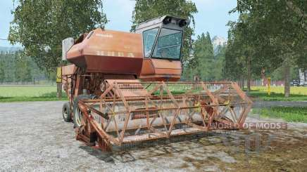 K-5 Niva for Farming Simulator 2015