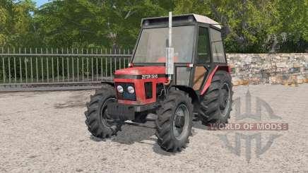 Zetoᵲ 5245 for Farming Simulator 2017