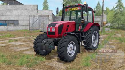 MTZ-1220.3 Belara for Farming Simulator 2017