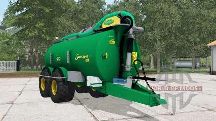 Samson PGII 20 for Farming Simulator 2015