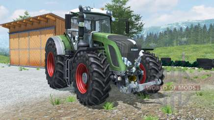 Fendt 936 Vario More Realistic for Farming Simulator 2013