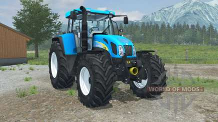 New Hꝍlland T7550 for Farming Simulator 2013
