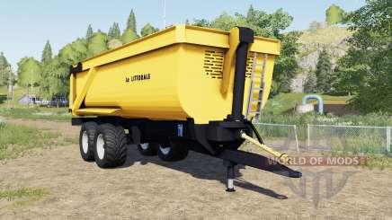 La Littoralᶒ C 240 for Farming Simulator 2017