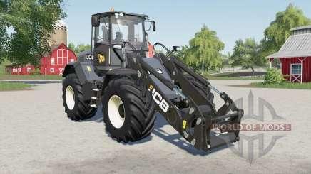 JCB 43ⴝ S for Farming Simulator 2017