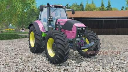 Deutz-Fahr 7250 TTV Agrotron Ladies Edition for Farming Simulator 2015