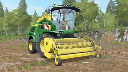 John Deere 8000i for Farming Simulator 2017