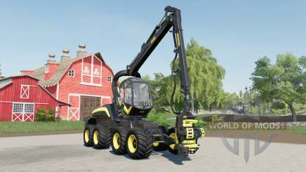 Ponsse ScorpionKing with 30m cutting lenght for Farming Simulator 2017