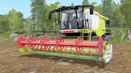 Claas Lexioᵰ 670 for Farming Simulator 2017