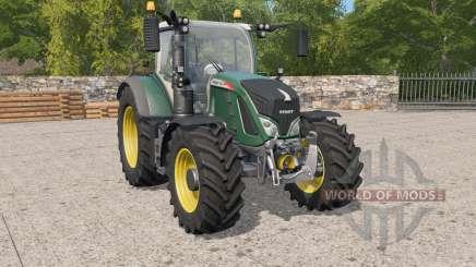 Fendt 712-724 Vario for Farming Simulator 2017