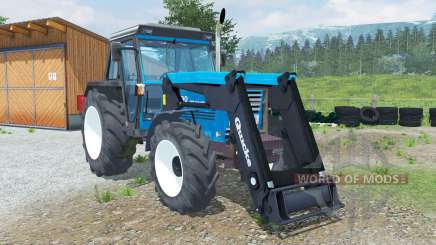 New Holland 110-90 front loader for Farming Simulator 2013