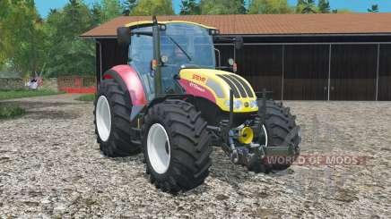 Steyr 4115 Multᶖ for Farming Simulator 2015