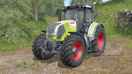 Claas Axion 810〡830〡850 for Farming Simulator 2017