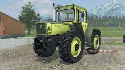 Mercedes-Benz Trac 1600 Turbꝍ for Farming Simulator 2013