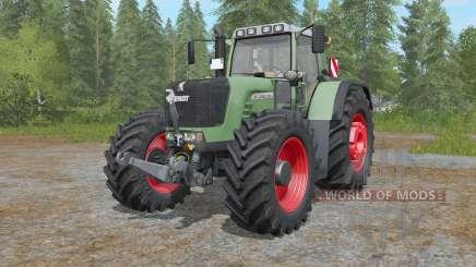 Fendt 930 Vario TMꞨ for Farming Simulator 2017