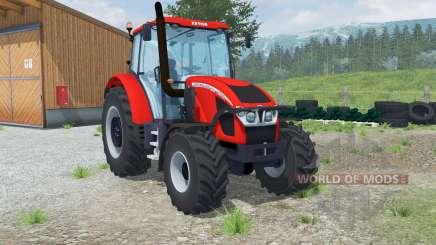 Zetor Forterra 100&140 HSX for Farming Simulator 2013