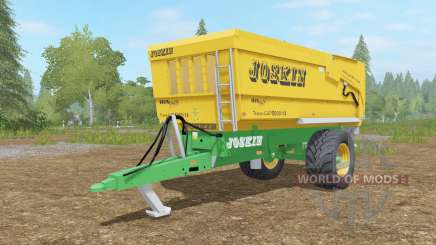 Joskin Tᵲans-Cap 5000-14 for Farming Simulator 2017