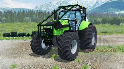 Deutz-Fahr Agrotron TTV 630 Forest Edition for Farming Simulator 2013