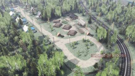 The Village Of Urnyak for Spin Tires