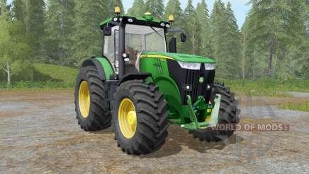 John Deere 7280R&7310R for Farming Simulator 2017