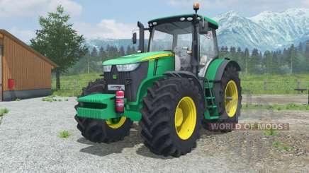 John Deere 7280Ɍ for Farming Simulator 2013