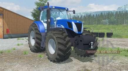 New Hollanᵭ T7070 for Farming Simulator 2013